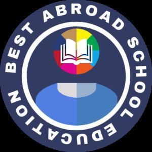 Best Abroad School Education Logo